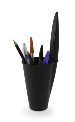 BiC Pen Lid Pen Holder, Black